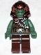 Minifig No: cas400  Name: Fantasy Era - Troll Warrior 8 (Orc)