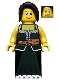 Minifig No: cas412  Name: Fantasy Era - Peasant Female