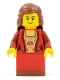 Minifig No: cas544  Name: Archer Girl