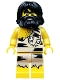 Minifig No: col003  Name: Caveman