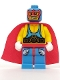 Minifig No: col010  Name: Super Wrestler - Minifig only Entry