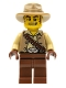 Minifig No: col016  Name: Cowboy