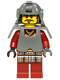 Minifig No: col035  Name: Samurai Warrior - Minifigure only Entry