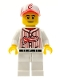 Minifig No: col047  Name: Baseball Player