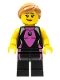 Minifig No: col053  Name: Surfer Girl - Minifigure only Entry