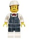 Minifig No: col094  Name: Butcher