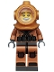 Minifig No: col118  Name: Diver