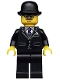 Minifig No: col120  Name: Businessman - Minifig only Entry