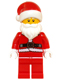 Minifig No: col122  Name: Santa - Minifigure only Entry