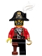 Minifig No: col127  Name: Pirate Captain - Minifigure only Entry