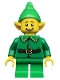 Minifig No: col169  Name: Holiday Elf - Minifigure only Entry