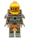 Minifig No: col184  Name: Space Miner - Minifigure only Entry