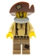 Minifig No: col186  Name: Prospector - Minifigure only Entry