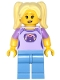 Minifig No: col259  Name: Babysitter - Minifig only Entry
