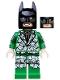 Minifig No: coltlbm21  Name: Dollar Bill Tuxedo Batman