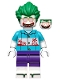 Minifig No: coltlbm31  Name: Vacation The Joker - Minifigure Only Entry