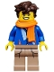 Minifig No: coltlnm06  Name: Jay Walker - Minifigure Only Entry, no stand, no accessories