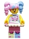 Minifig No: coltlnm20  Name: N-POP Girl - Minifigure Only Entry, no stand, no accessories