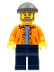 Minifig No: cty0239  Name: Lighthouse Keeper