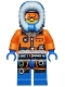 Minifig No: cty0491  Name: Arctic Explorer, Female