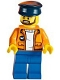 Minifig No: cty0551  Name: Arctic Captain