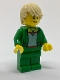 Minifig No: cty0722  Name: Saxophone Player