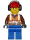 Minifig No: cty0840  Name: Forester