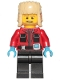 Minifig No: cty0905  Name: Arctic Photographer / Biologist