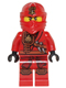 Minifig No: dim011  Name: Kai - Dimensions Team Pack