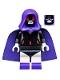 Minifig No: dim048  Name: Raven - Teen Titans Go! Dimensions Team Pack