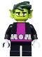 Minifig No: dim049  Name: Beast Boy - Teen Titans Go! Dimensions Team Pack