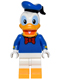 Minifig No: dis010  Name: Donald Duck - Minifig only Entry