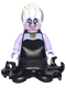 Minifig No: dis017  Name: Ursula - Minifigure only Entry