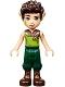 Minifig No: elf035  Name: Farran Leafshade, Dark Green Trousers, High Boots (41185)