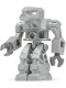 Minifig No: exf018  Name: Devastator - Pearl Light Gray Torso