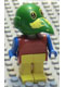 Minifig No: fab10c  Name: Fabuland Figure Parrot
