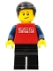 Minifig No: fst019  Name: FIRST LEGO League (FLL) Male 2014