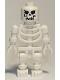 Minifig No: gen004  Name: Skeleton with Evil Skull