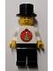 Minifig No: gen076  Name: LEGO Kladno PF 2017 Minifigure
