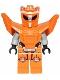 Minifig No: gs010  Name: Orange Robot Sidekick