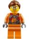 Minifig No: hol108  Name: Coast Guard City Female