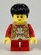 Minifig No: hol143  Name: Son, Chinese New Year's Eve Dinner