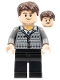 Minifig No: hp129  Name: Neville Longbottom - Fair Isle Sweater