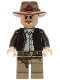 Minifig No: iaj001  Name: Indiana Jones