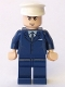 Minifig No: iaj022  Name: Pilot (7628)