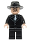 Minifig No: iaj027  Name: Shanghai Gangster Moustache