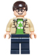Minifig No: idea014  Name: Leonard Hofstadter