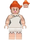 Minifig No: idea046  Name: Wilma Flintstone