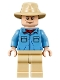Minifig No: jw019  Name: Alan Grant
