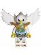 Minifig No: loc014  Name: Ewar - Pearl Gold Armor